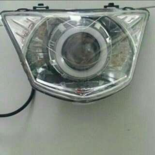 Spark 135 headlamp led