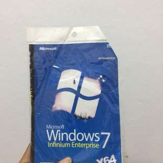 Kaset Windows 7 KW