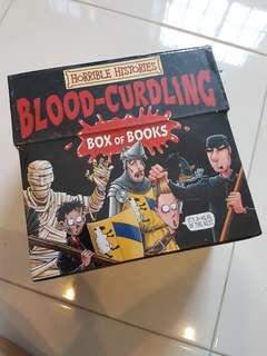 Horrible Histories Box Set : 20 Brilliant Blood-Curdling Books