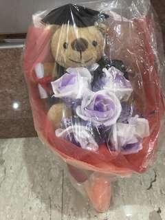Graduation Flower Bouquet