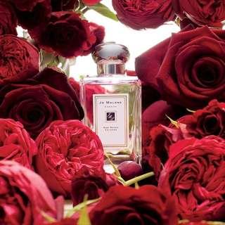 ♡ Jo Malone London 紅玫瑰, Red Rose 30ml/100ml ♡