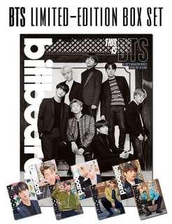 [Free Postage] BTS X BILLBOARD JK SET