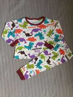 Boy Pyjamas 2 Sets