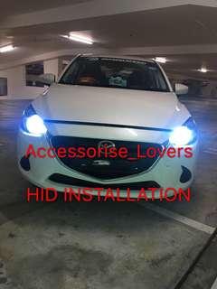 HID 55W HID Conversion Xenon Kits for   H1, H3  , H7 , H11, 9005 , 9006, 881  Instock   (3000k ,6000k , 8000k )  ( Honda, Toyota,Subaru,Volkswagen,Mitsubishi,Nissan,Mazda,Suzuki,Opel,peugeot,kia,Hyundai)