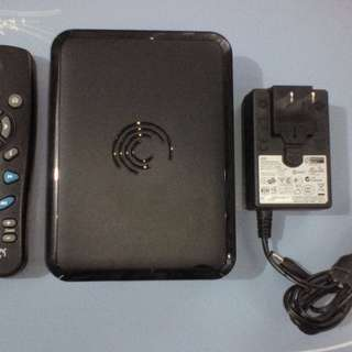 Seagate GoFlex TV Internet HD Media Player