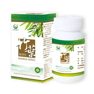 Bamboo Magic (108 tablets / bottle)