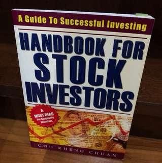 Handbook for Stock Investors-Goh Keng Chuan