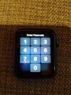 Apple Watch - Series 1 - Black Aluminum