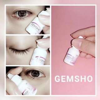 Gemsho eyelash and eyebrow serum