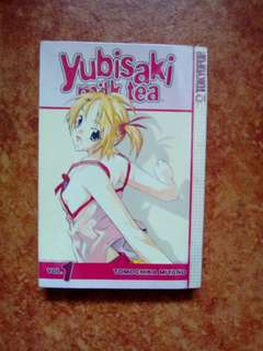 Yubisaki Milk Tea Volume 1