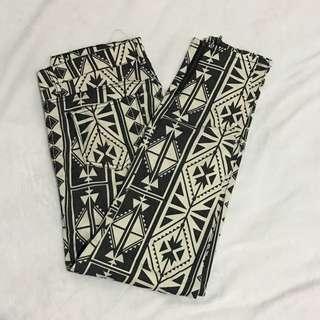 Forever 21 Aztec Pants