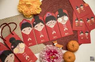 DBS 2018 and DoDo Seafood 2018 Ang Bao Red Packet