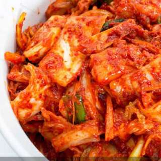 Legit Kimchi per kilo order P350 only - authentic korean food