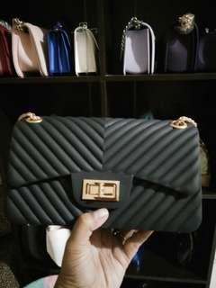 Chanel jelly matte maxi
