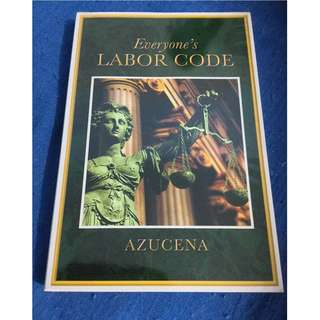EVERYONE'S LABOR CODE (AZUCENA)