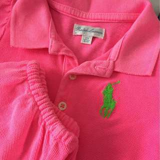 Ralph Lauren Dress 3pcs rm130