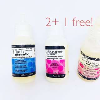 (2+1 free) Ranger glossy & matte accents
