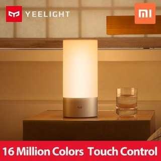Xiaomi Yeelight Smart Lights Indoor Bed Bedside Lamp 16 Million RGB Touch Control Bluetooth APP