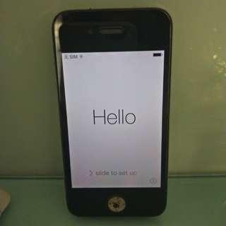 Authentic iPhone 4