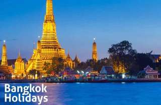 Bangkok scoot ticket