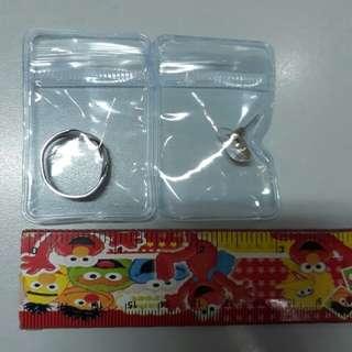 Ziplock plastic