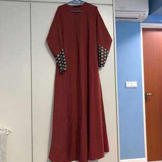 Imaan boutique jubah