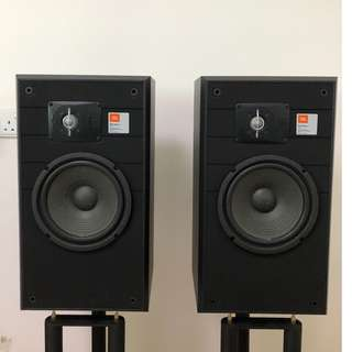 JBL TLX14 MK II (Comes with speaker stands)