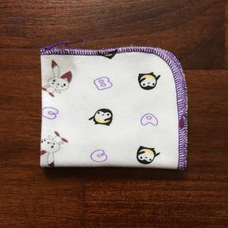 Assorted Baby Wash Cloths - Animal Prints