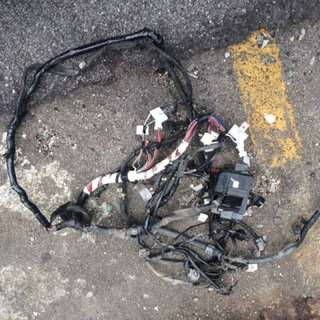 Faulty Main Wire Engine Alza