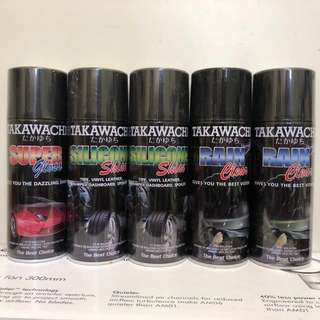 Takawachi Car Shine Gloss