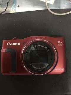 Canon SX700HS