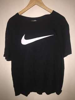 Men's Nike swoosh Bootleg tee shirt top size 2XL