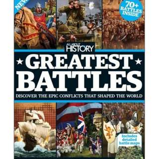 Greatest Battles 2nd Edition eBook