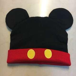 🚚 東京迪士尼米奇造型毛帽