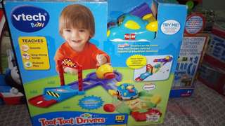 Vtech toot toot driver with car