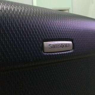 Samsonite Luggage Black (US)