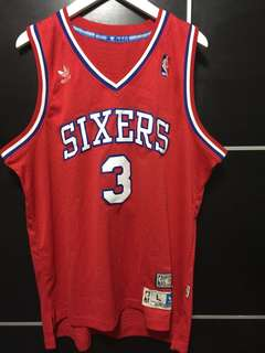 Adidas - Iverson 3 sixers size L