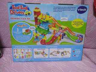 Vtech toot toot driver track only