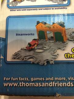 PL Thomas & Friends Steamworks