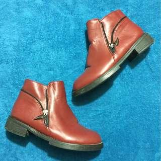 low cut boots