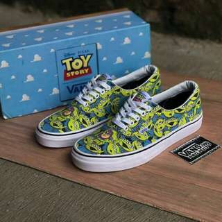 Toy Story x Vans Era Aliens