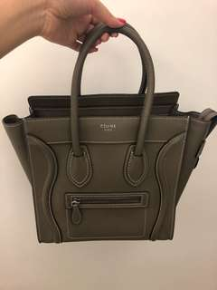 Celine Mirco Bag