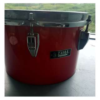 """Urgently Selling 10"""" TAMA Made in Japan Single Head Tom...only $130. Negotiable a bit."""