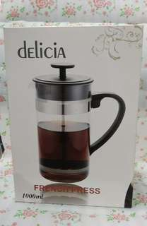 Coffee and tea maker delicia