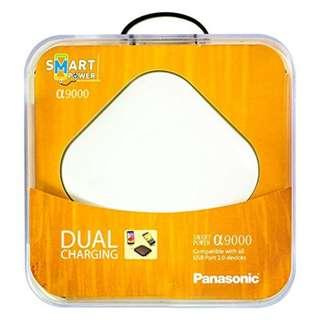 Panasonic Smart Power alpha 9000 MAH Power Bank