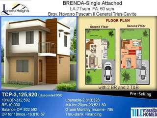 PreSelling Single House and Lot