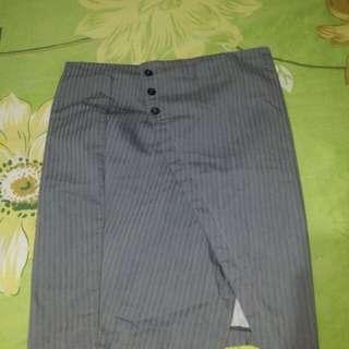 Formal Skirt Grey (Medium)