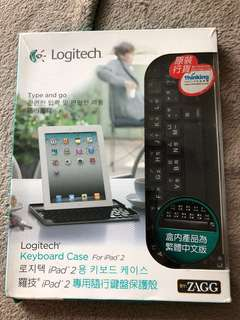 Logitech iPad keyboard / case