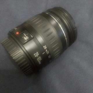 canon lens ef 28-105mm
