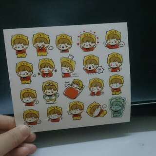 KYUZIZI sticker